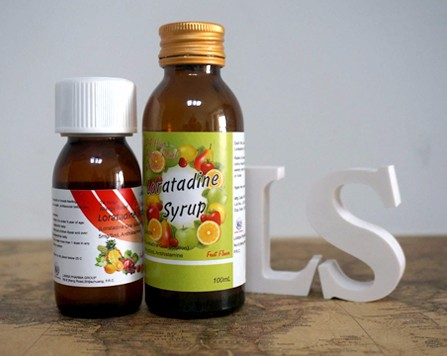 Lansa Pharma Syrup
